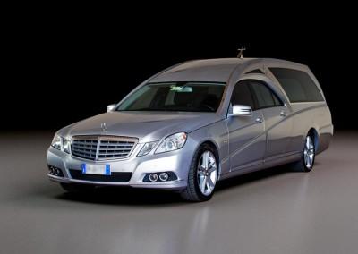 Mercedes Limousine M400, metallizzata