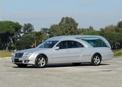 Mercedes Limousine, metallizzata