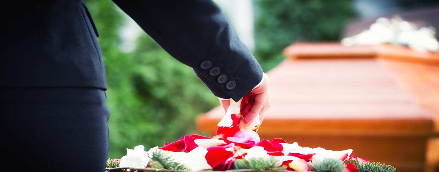 rito funebre ostia