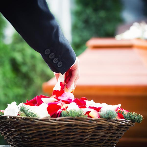 Sevizi funebri Ostia - Rito funebre