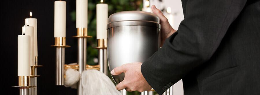 Catalogo impresa funebre Ostia - Urne