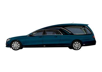 Mercedes Polaris blu
