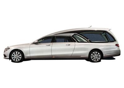 Mercedes Polaris grigia