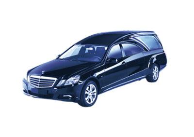 Mercedes Skyline blu